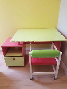 Bureau Vibel avec chaise