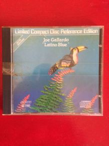 "Joe Gallardo ""latino blue"""