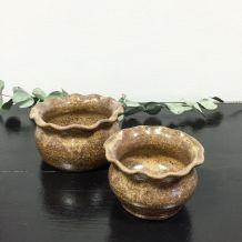 pots ceramique vintage