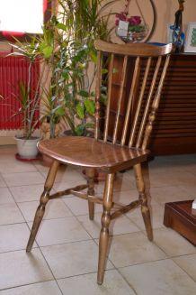 2 chaises baumann