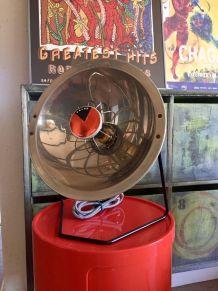 Lampe parabolique vintage Calor