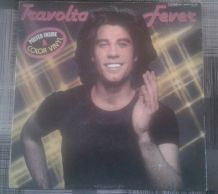 Vinyle Travolta Fever