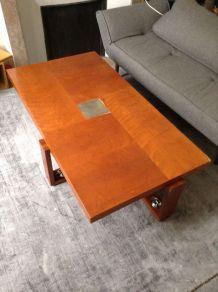 Table de salon design Roche Bobois