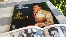 vinyles  Louis Mariano