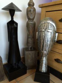 Statues decoratives