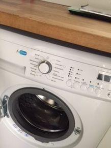 Machine à laver neuve +extension garantie 3 ans