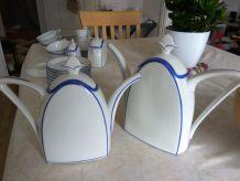 Service à thé et café inspiration Art déco