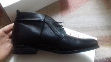Chaussures cuir femme Pinto di Blu