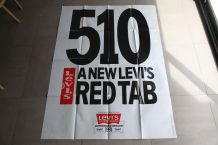 Affiche LEVI'S 510 VINTAGE