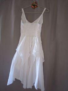 Robe Blanc du Nil
