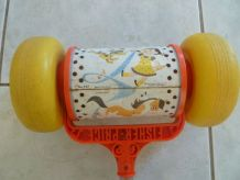 Rouleau Musical Fisher Price vintage - 1972