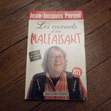 Les Carnets D'un Malfaisant- Jean-jacques Peroni