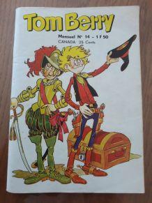 Tom Berry N14 1972