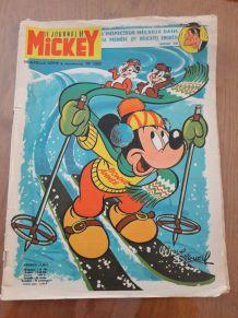 Le journal de Mickey N1020  1972
