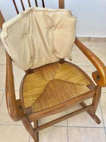 Rocking chair Roche Bobois