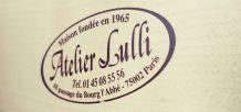 Bureau original atelier Lulli