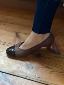 Chaussures Hasley marron pointure 40