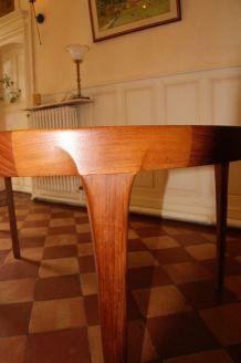 Magnifique table scandinave extensible, Kofod Larsen