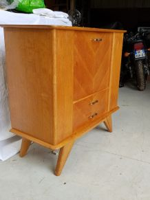 Vintage Cocktail Cabinet 1950s 1960s bar