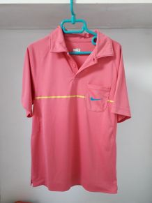 Polo Nike Dry fit 10/12 ans