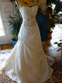 Robe De Mariee D Occasion Pas Chere Ou Vintage Luckyfind