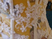 Magnifique robe de mariée couture