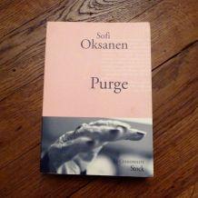 Purge - Sofi Oksanen  -Stock (livre)