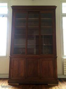 Meuble bibliothèque années 40