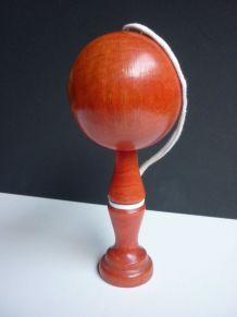 Bilboquet bois H20 cm