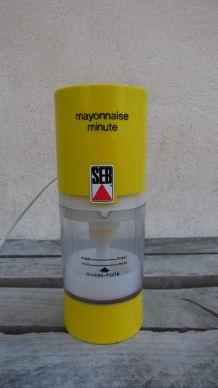 Mayonnaise minute SEB - vintage