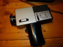Camera super 8 cinegel avec housse