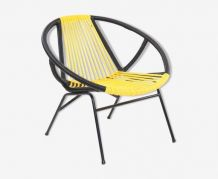 Chaise Design Jaune