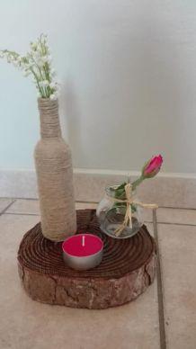 decoration de table fait maison