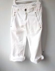Pantalon Blanc IKKS