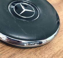 Coussin centrale de sécurité Mercedes 220