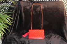 Chanel sac chevrons