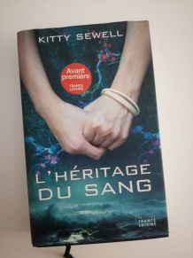 L'héritage du sang - Kitty Sewell