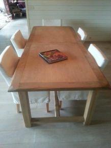 Table chêne Flamand