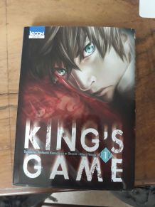 Manga King's Game t.1