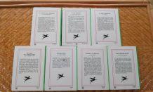 lot de 7 livres bibliothèque verte