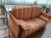 Canapé deux places vintage