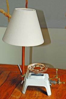Lampe réchaud