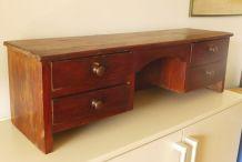 tiroirs en bois pour bureau ou secrétaire
