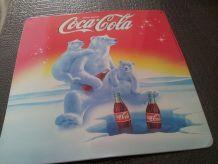 plaque pub coca cola