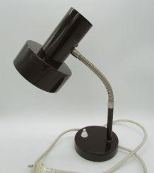 lampe de bureau métal vintage