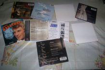 LOT DE 9 SINGLES ET MAXI SINGLES20 CD JOHNNY HALLYDAY