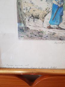Tableau de Marcel Jacque