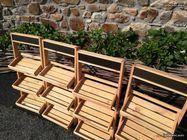 Étagère pour plantes ou pour balcon