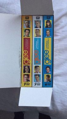 Coffret série Glee