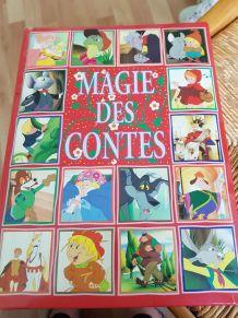 livre magie des contes